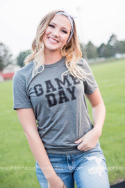 Game Day | Grey, GAMEDAY, BAD HABIT APPAREL, badhabitboutique