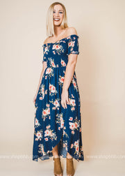 Spring Has Sprung Floral Maxi Dress | NAVY