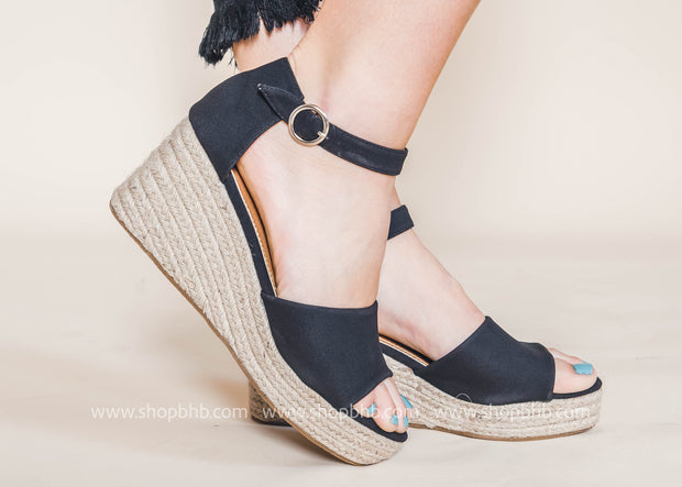 Jessica Black Wedges- Spring-4