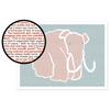 "Taming the Mammoth Article Poster (By Litographs) (18""x24"")"