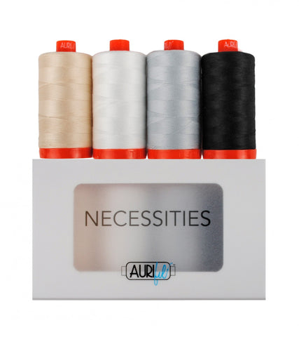 Necessities Thread Collection 50wt 4 Large Spools