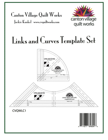 Links and Curves Template Set