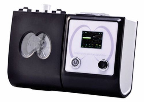 RESPICARE BI-PAP 20 PRESSURE (ST MODE WITH HUMIDIFIER & COMPLETE ACCESSORIES RMS 20T - Scorpiamedimart