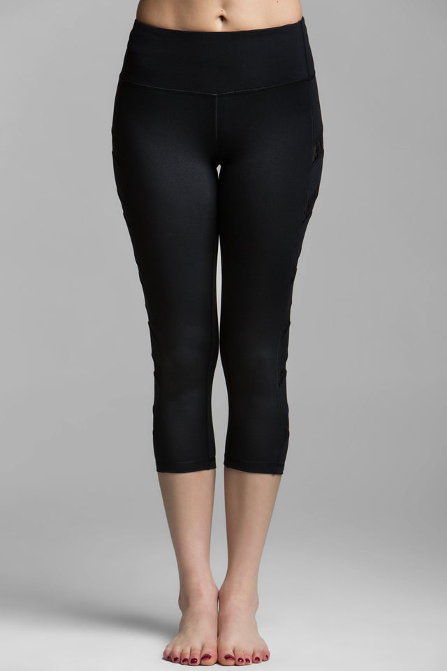 Simone Crop Legging