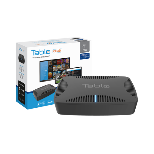 Tablo QUAD Over-The-Air DVR