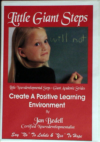 Creating A Positive Learning Environment - Download