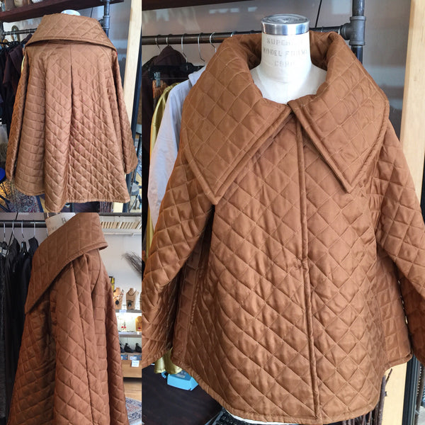 Quilted Jacket (SampleSale)