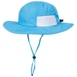 infant sun hat aqua swimzip