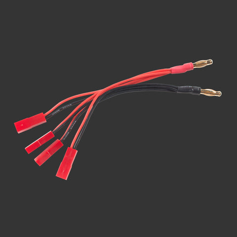 4-way parallel charge cable - JST-SYP