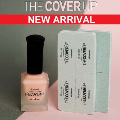 CoverUp Treatment Set (SOLD OUT) - Nail Art Singapore