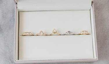 Introducing our New Rose Cut Diamond Collection...