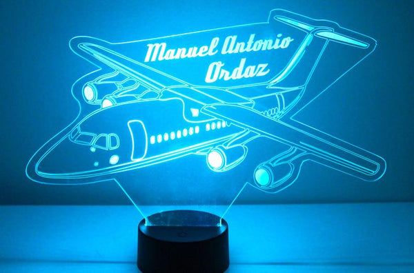 airplane led | custom made mirror magic
