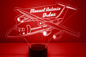 Airplane LED Night Light