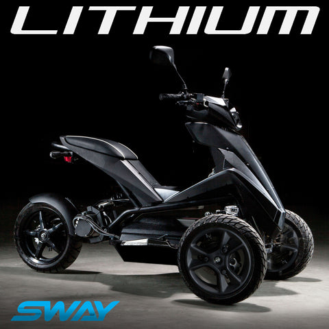 Sway Lithium Reservation - Total Price $9,999