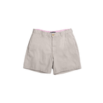 Southern Marsh 6in. Flat Front Regatta Shorts in Wash Gray