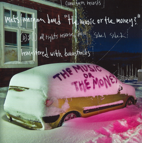 Mats / Morgan: The Music Or The Money? (Double CD)