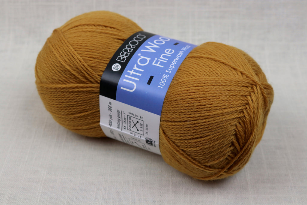 berroco ultra wool fine 5329 butternut