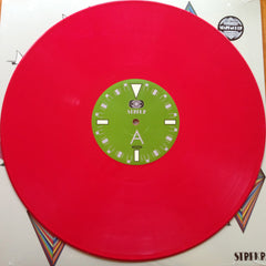 STRFKR - Starfucker Chinese Lantern Red Heavy Vinyl - SOLD OUT