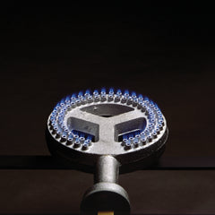 6-in Cast Iron Fry Burner