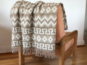 Piura Alpaca Throw