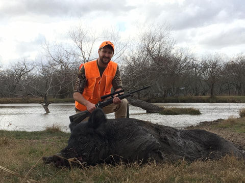Monster Hog over 300 lbs Fully Guided/Guaranteed
