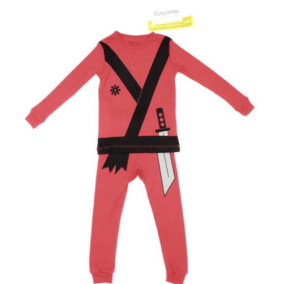Ninja Playjamas - Sizes 2T-8