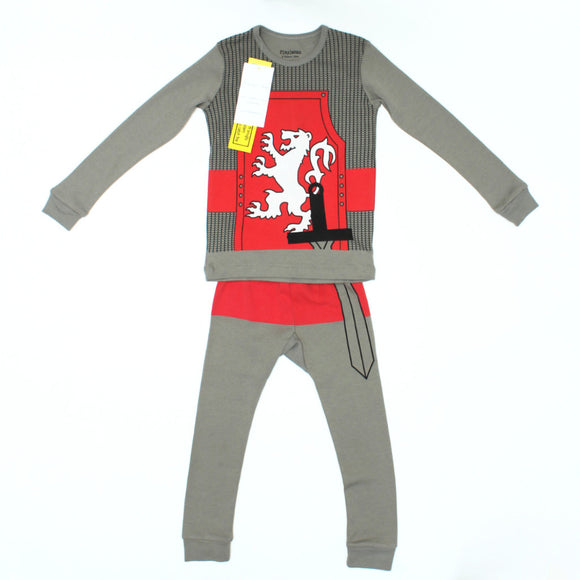 Knight Playjamas - Sizes 2T-8