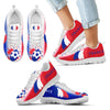 Image of 2018 FIFA World Cup France Kids Sneakers - STUDIO 11 COUTURE