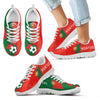 Image of 2018 FIFA World Cup Portugal Kids Sneakers - STUDIO 11 COUTURE