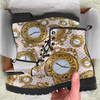Image of Pocket Watch Womens Leather Boots - STUDIO 11 COUTURE