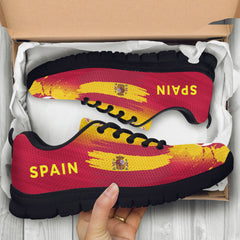 2018 FIFA World Cup Spain Kids Sneakers