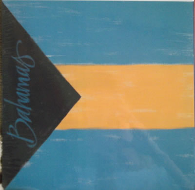 Reminisce Papers - Country Cardstock - Bahamas - 2 Sheets