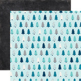 Echo Park Papers - Hello Winter - Winter Pines - 2 Sheets
