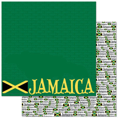 Reminisce Papers - Passports - Jamaica - 2 Sheets