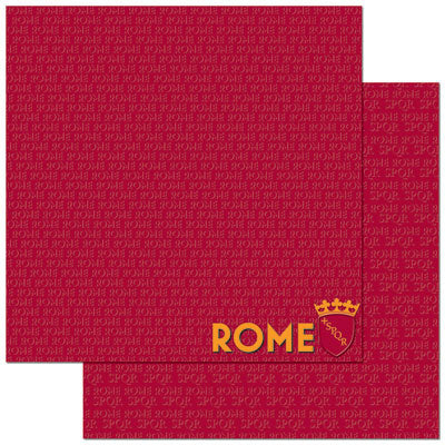 Reminisce Papers - Passports - Rome - 2 Sheets