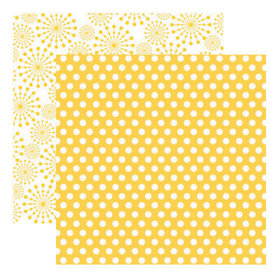 Reminisce Papers - Real Magic - Cute Dots - 2 Sheets