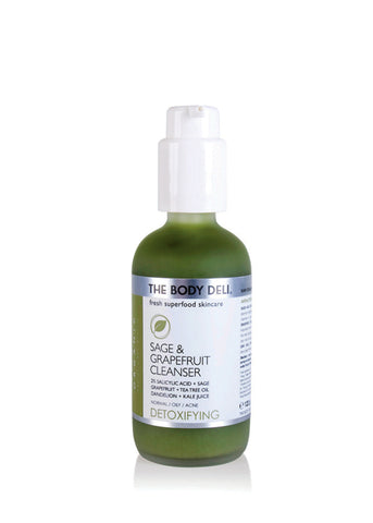SAGE & GRAPEFRUIT CLEANSER (detoxifying)