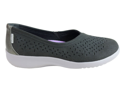 Rockport Womens Emalyn Envelope Comfortable Everyday Casual Shoes