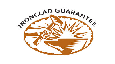 Patagonia Ironclad Guarantee Logo