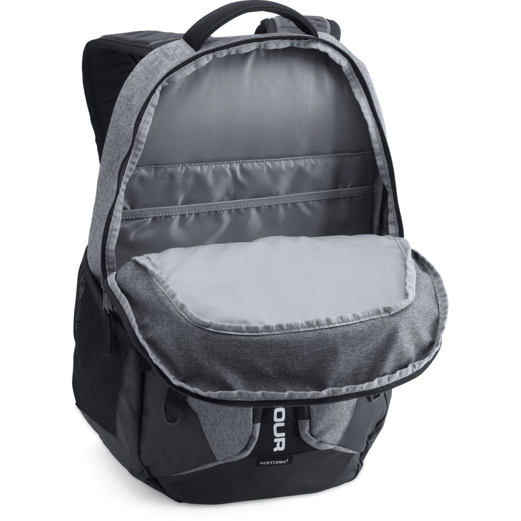 Under Armour Graphite/Black UA Storm Contender Backpack