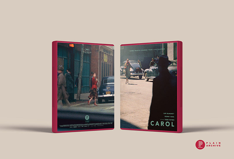 CAROL: Blu-ray (UE10 Edition, PINK Version)