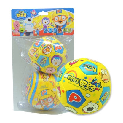 PORORO 2PCS BALL-TYPE B [2 BALLS SET]