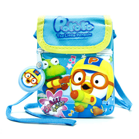 PORORO & CRONG MINI SLING BAG