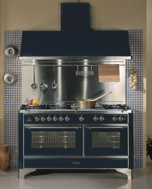 Majestic Milano 150cm Twin Dual Fuel Range Cooker
