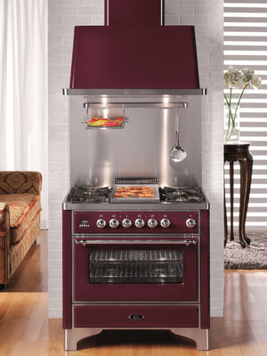 Majestic Milano 90cm Single Induction Range Cooker