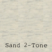 Sand 2-Tone - LUXE Solids Jersey Knit - 1/2 Metre