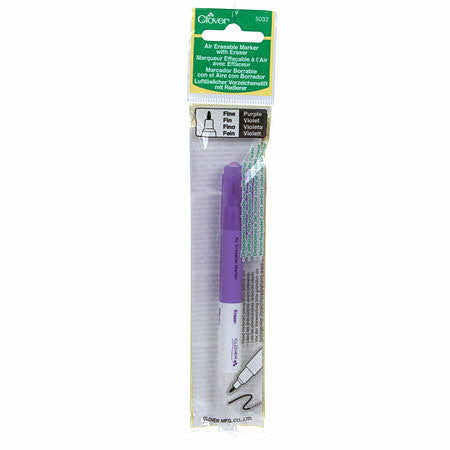 Thin Air Erasable Marker with Eraser - Clover