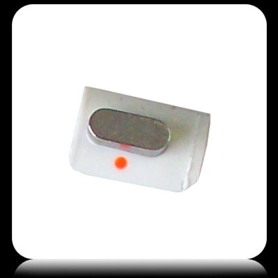 iPhone 3GS Mute Button Flex Kabel weiss