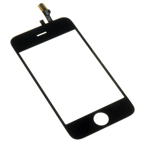 iPhone 3GS Touchscreen Digitizer Glas schwarz