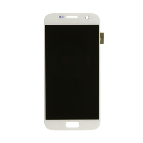 Samsung G930F Galaxy S7 LCD Digitizer Display weiss